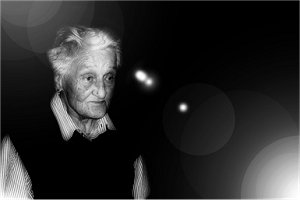 Old man black/white picture (Gerd Altmann/pixelio.de)