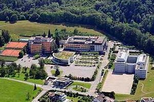 Dow campus in Horgen, Switzerland (Picture: Dow)