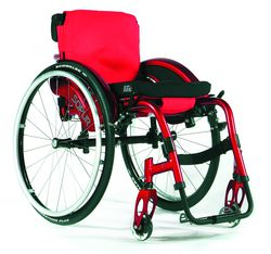 Wheelchair  (Photo: © Sunrise Medical, Malsch at Heidelberg)
